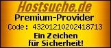 Hostsuche.de - Premium-Provider